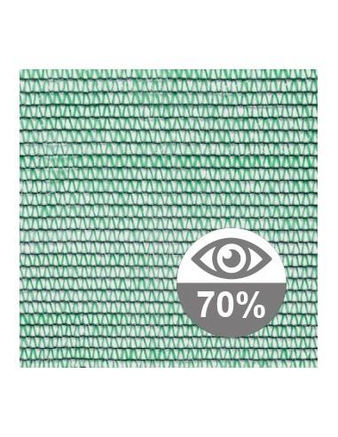 Malla de sombreo 70%