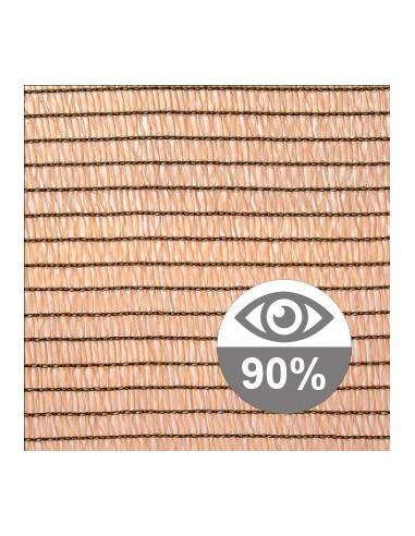 Malla ocultación 90%