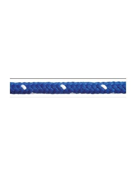 Cabo Rombull Deneb azul pintas blancas