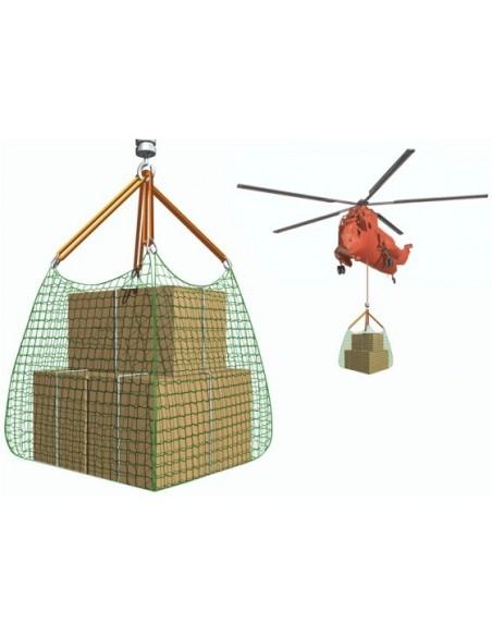 Red para cargas suspendidas
