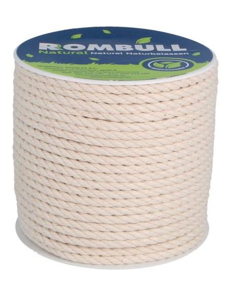 Cuerda algodón trenzado 100%