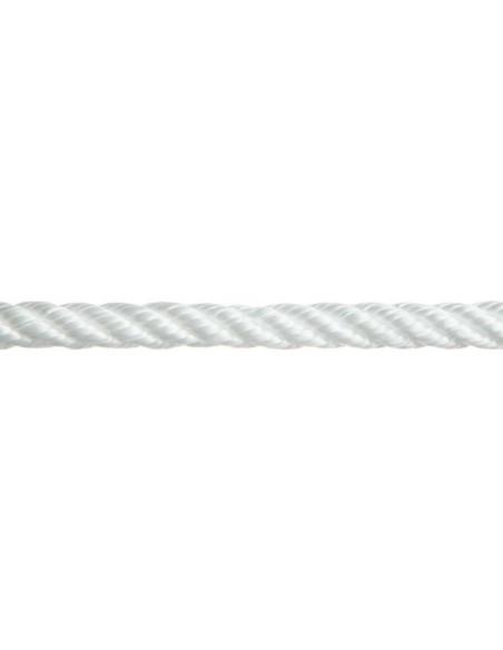 Cuerda cableada  de polipropileno detalle