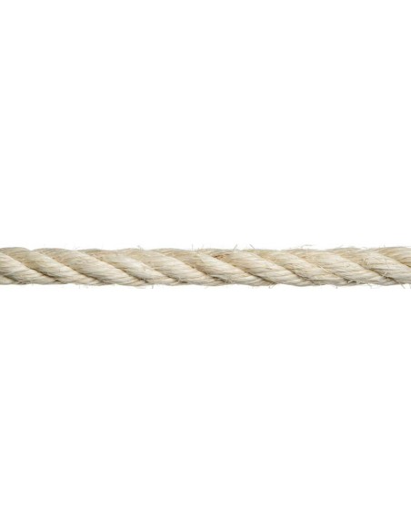 Cuerda cableada Sisal detalle