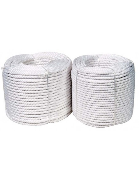 Cuerda cableada nylon mate
