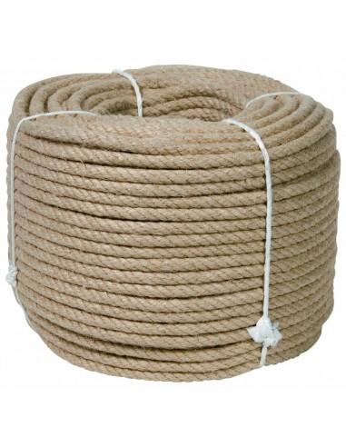 Cuerda cableada cáñamo