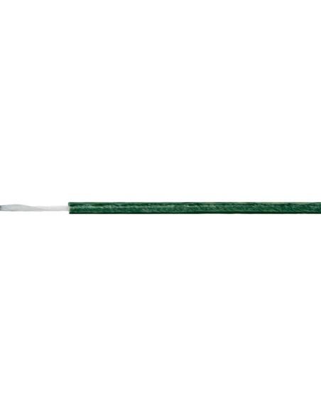 Cuerda cableada polietileno 4 cabos plastificada detalle