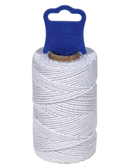 Hilo algodón cableado