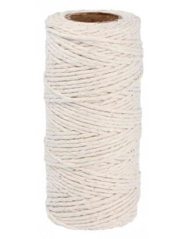 Hilo algodón 100% cableado bobina