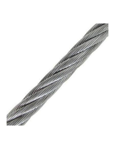 Cable de Acero Inoxidable - detalle