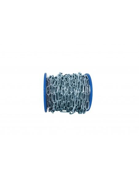 Cadena de Acero DIN 5685-1 - presentación carrete