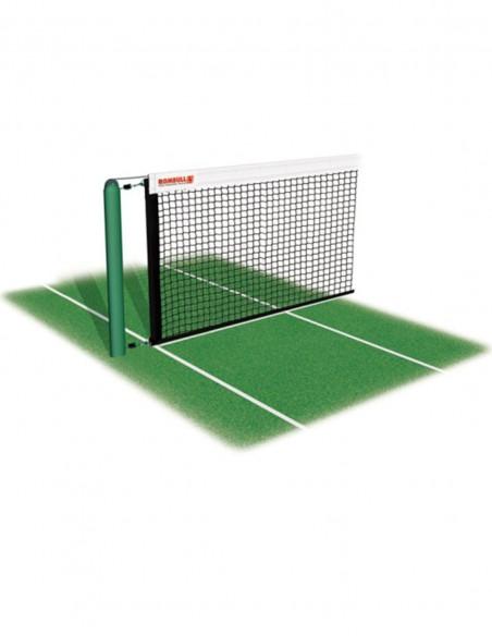 Red Tenis Torneo con cinta superior y en laterales en Poliéster