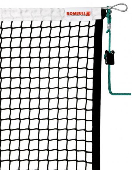 Red Tenis Alta Competición con cinta superior y en laterales en Poliéster - detalle
