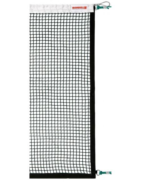 Red Bádminton Alta Competición con cinta superior en Poliéster - detalle