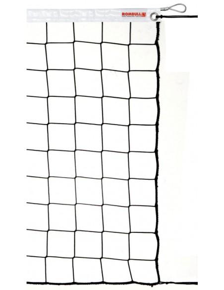 Red Voleibol Básica con cinta superior en PVC - detalle