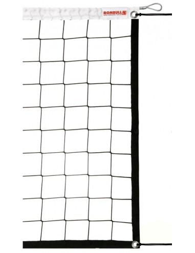 Red Voleibol Torneo con cinta superior en Polipropileno - detalle