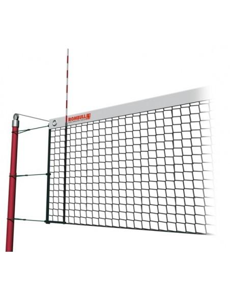 Red Voleibol Torneo con cinta superior en Polipropileno
