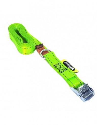 Trincaje GSV 25mm/3m cierre maletero verde fluor