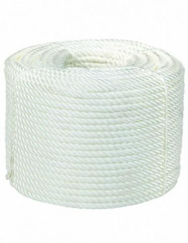 Cuerda trenzada polipropileno trenzada 10mm En1263 -1 100M