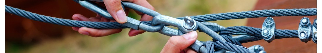 Chains, wire ropes & accs